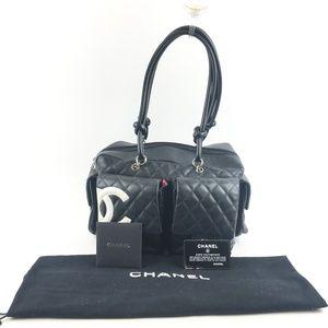 Chanel Cambon Reporter Shoulder Bag